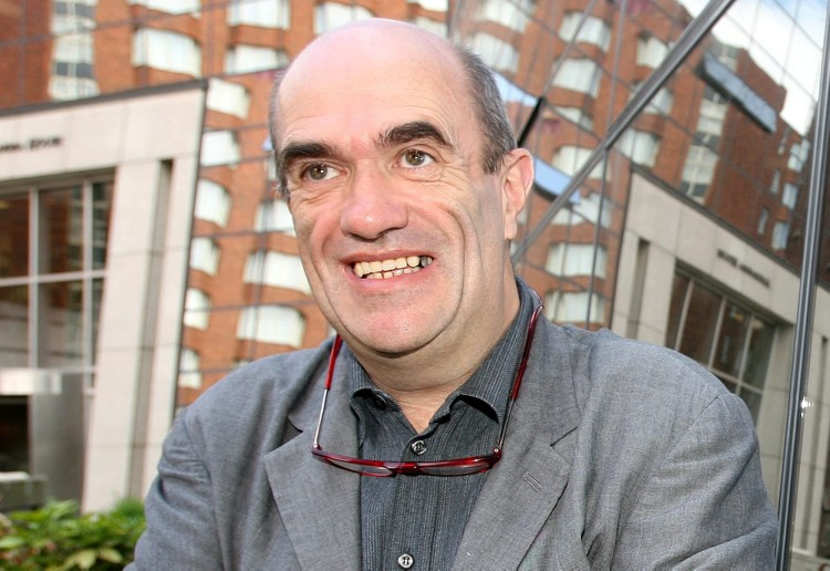Colm Toibin Pic: Mark Condren June 2006